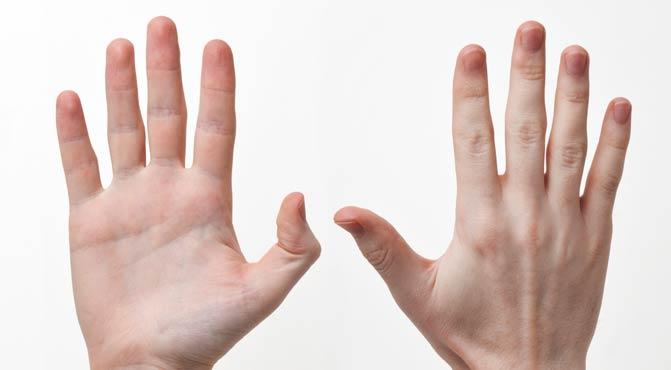 Evrimsel Biyoloji Uzmanına göre Yüzük Parmağı Uzun Erkeklerin Korona'dan Ölme Riski Çok Daha Az