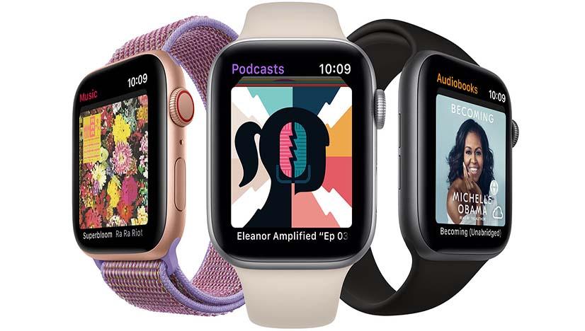 Apple Watch Zirveyi Bırakmıyor