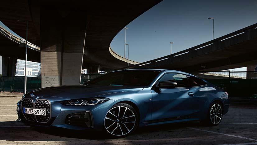 BMW 4 Serisi Coupe Modeli Tanıtıldı