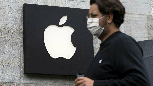 Apple çalışanları özel maske geliştirdi