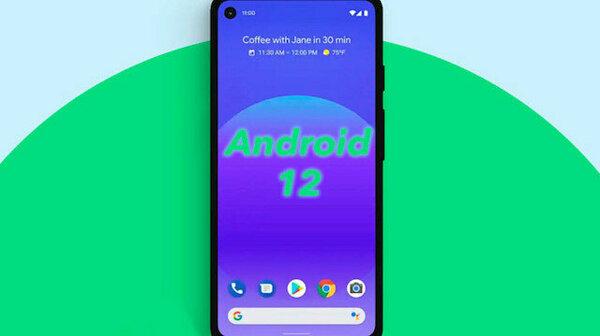 Android 12'de renklerin özel olarak değişmesini sağlayan bir tema sistemi geliyor