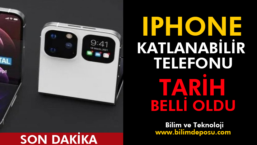 Katlanabilir Iphone